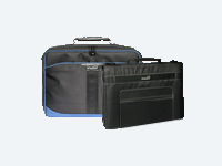 Carrying Case and Portfolio